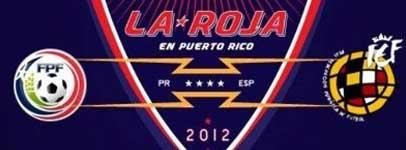 Un evento histórico: Partido entre España y Puerto Rico