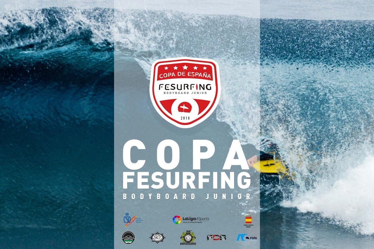 Copa Fesurfing Bodyboard Junior