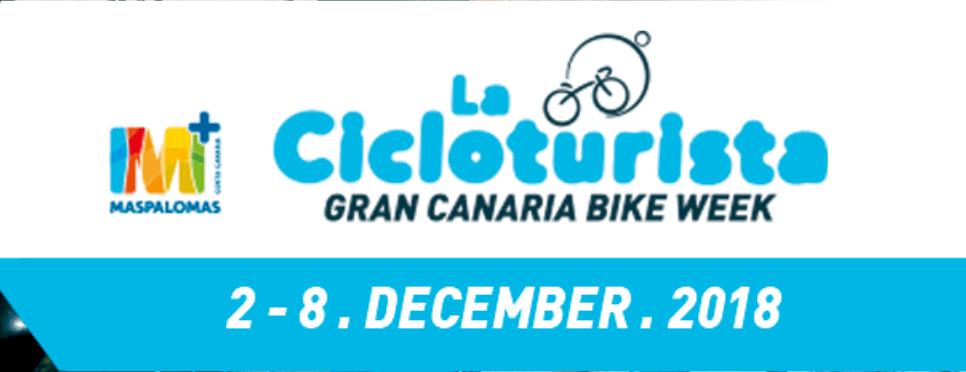 Cicloturista Gran Canaria Bike Week