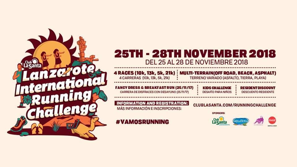 30º International Running Challenge