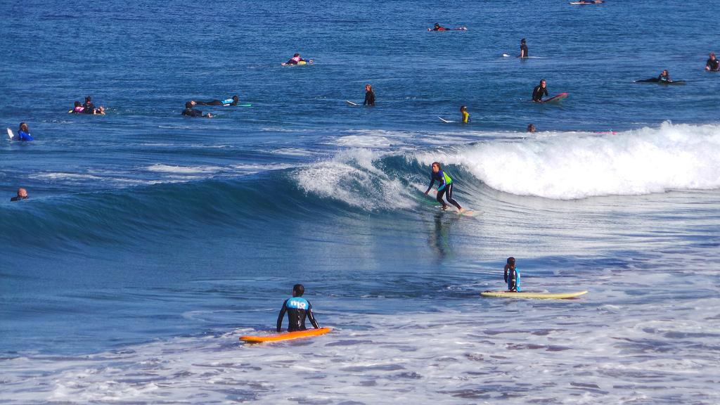 Las Palmas Surf City