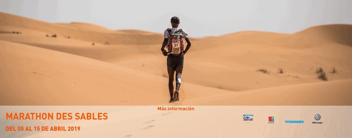 Marathon Des Sables Fuerteventura 2019