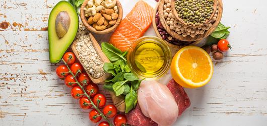 CINCO CONSEJOS NUTRICIONALES PARA LLEVAR UNA DIETA SALUDABLE