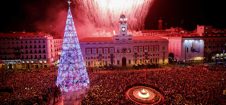 Christmas Spain.Christmas Holidays In Spain Aceites Betis Torres Y Ribelles