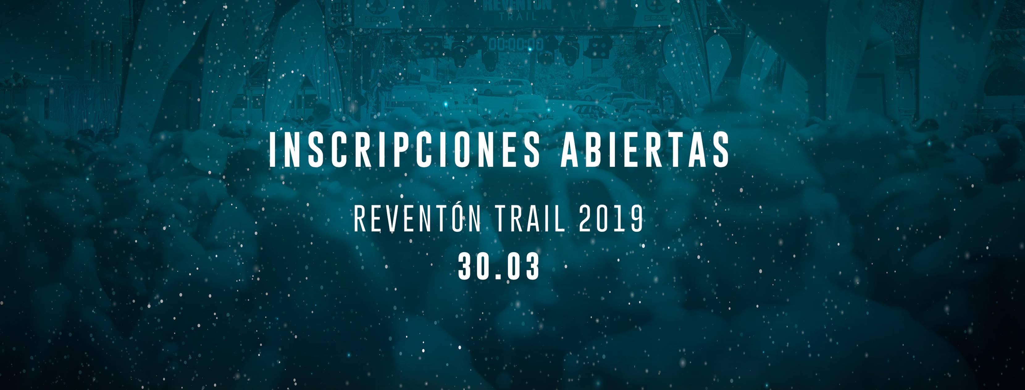 ReventÓN Trail El Paso 2019