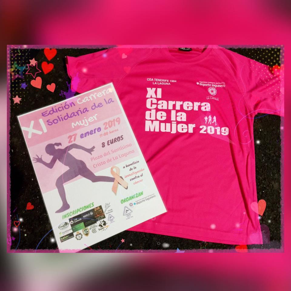 XI Carrera Solidaria De La Mujer 2019
