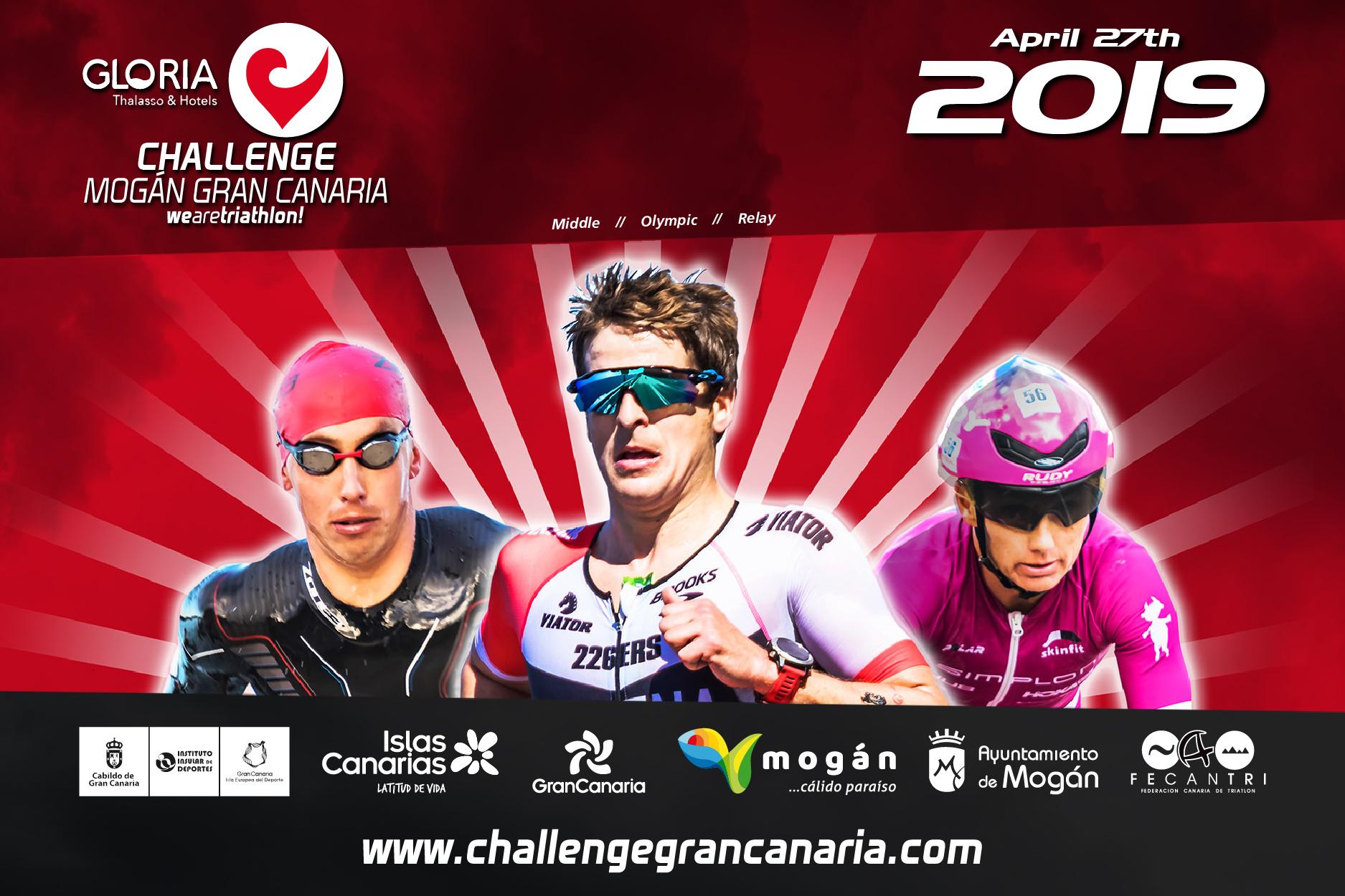 Triathlon Challenge Mogán Gran Canaria 2019