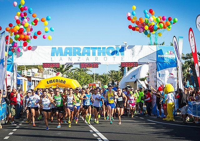 XXVIII Lanzarote International Marathon