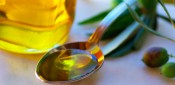 El aceite de oliva y las plantas