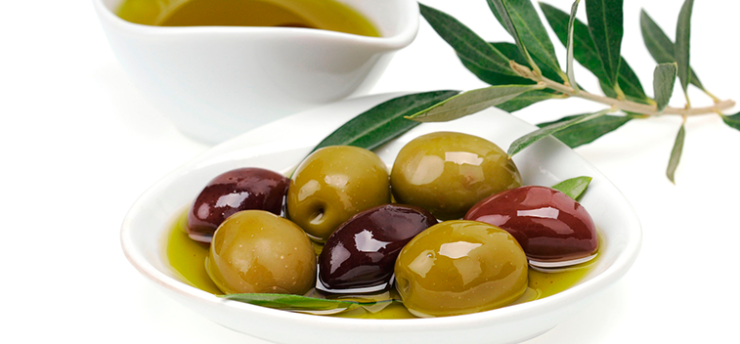 OLIVE STONES TO PRODUCE FUNCTIONAL FOODS