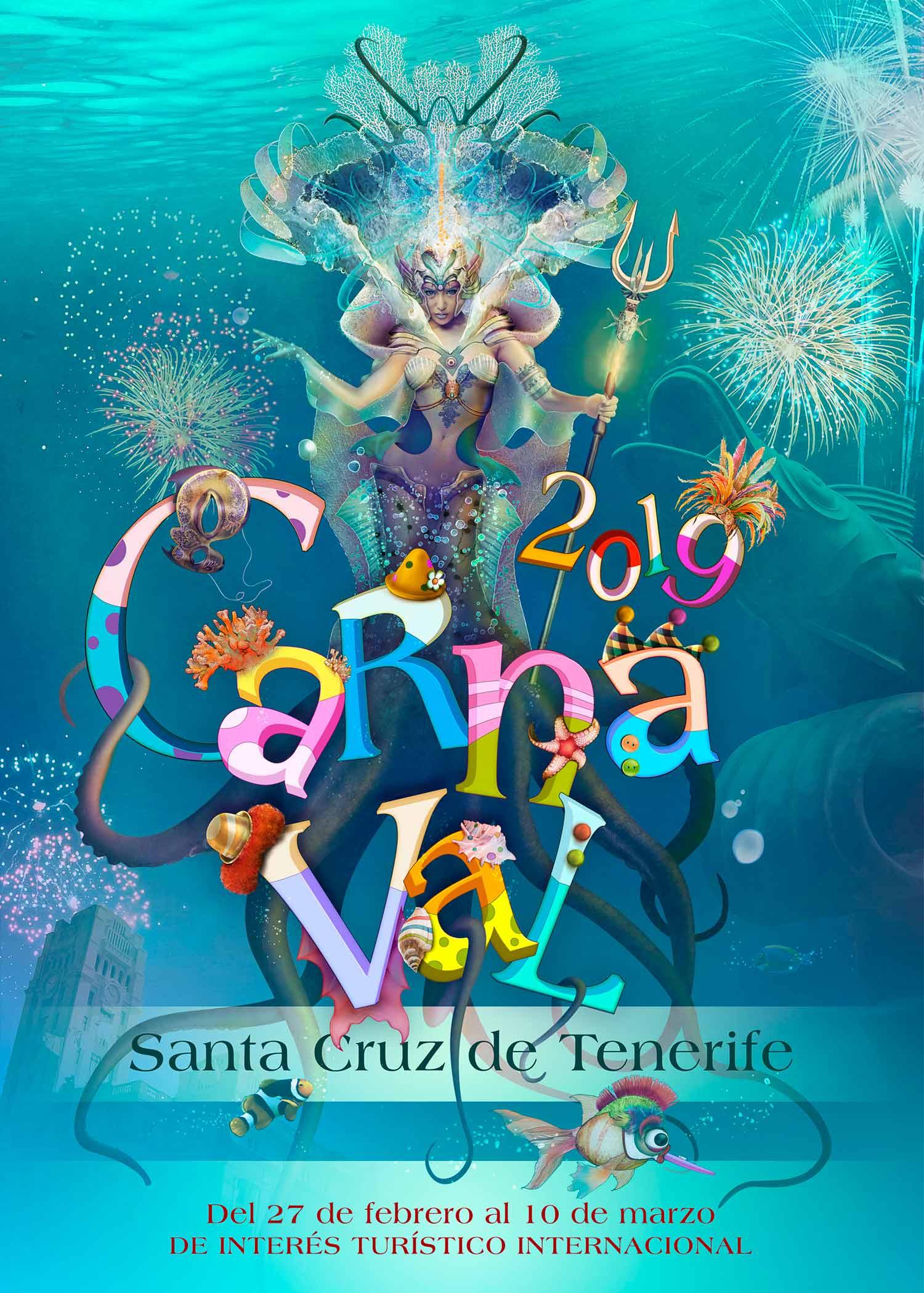 Carnaval 2019 - Santa Cruz de Tenerife