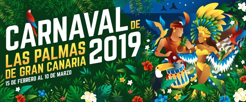 Carnaval 2019 - Las Palmas de Gran Canaria