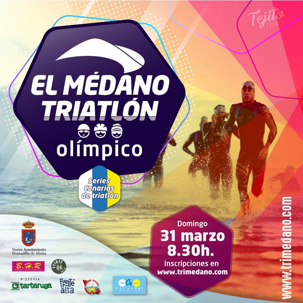 Triatlón Olímpico 2019, el Médano