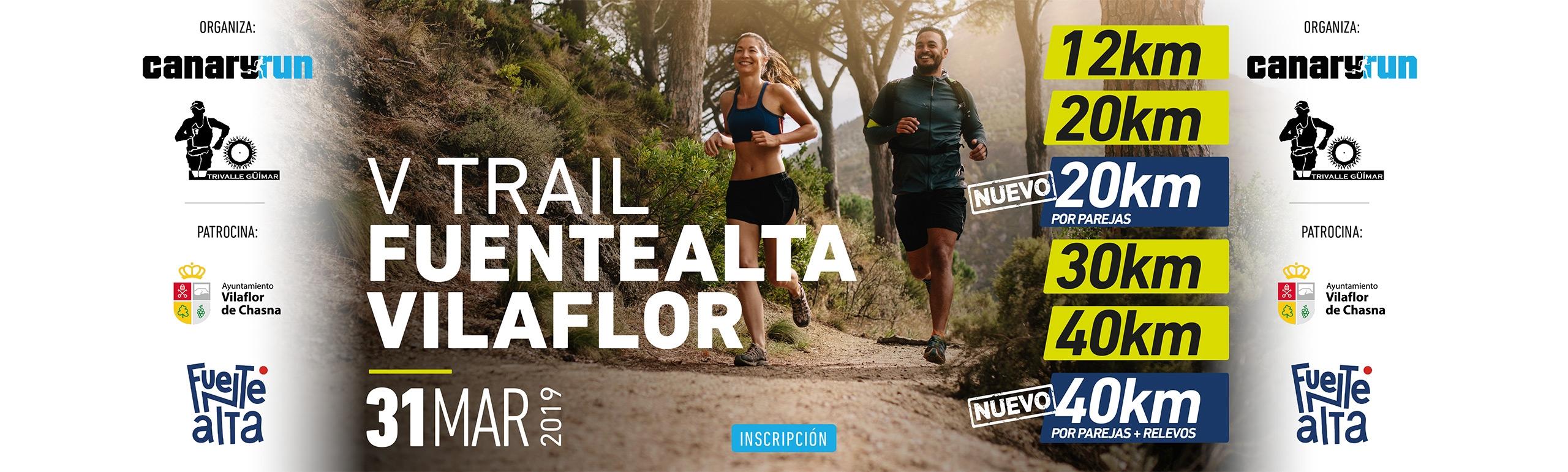 V Trail Fuentalta Vilaflor
