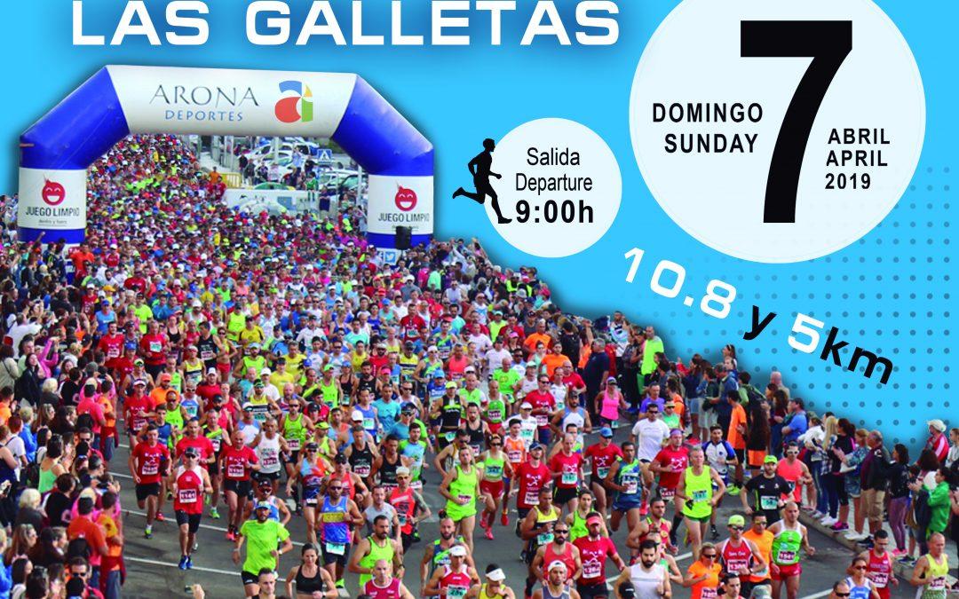 XXIII Medio Maratón de Las Galletas